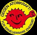 Gegen Atomkraft - Für eneuerbare Energie